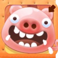 旺旺食神猪